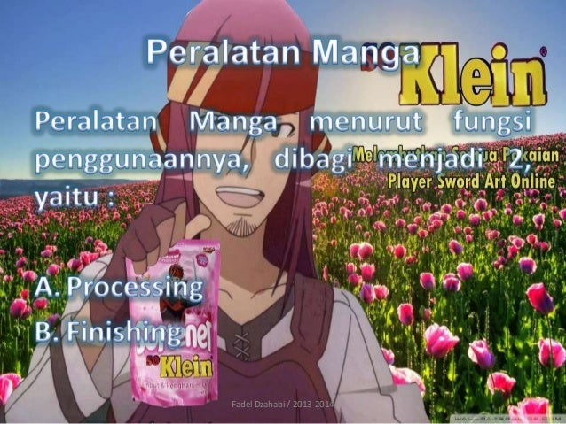 Mengenal manga (Part 1)