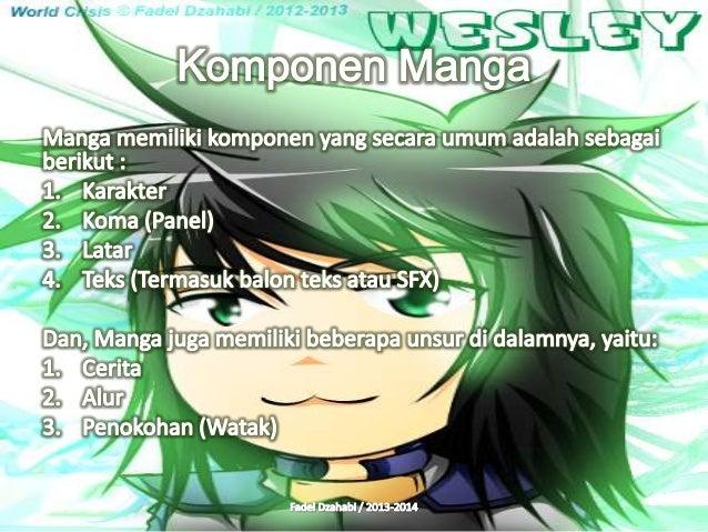 Mengenal manga (Part 1) Slide 3