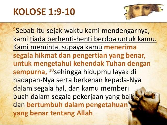Wahyu Khusus: Firman yang Dituliskan IBRANI 1:1 pada zaman dahulu Allah berulang kali dan dalam pelbagai cara berbicara ke...