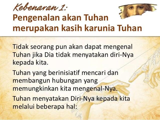 IBRANI 1:2 ... maka pada zaman akhir ini Ia telah berbicara kepada kita dengan perantaraan Anak-Nya Wahyu Khusus: Firman m...