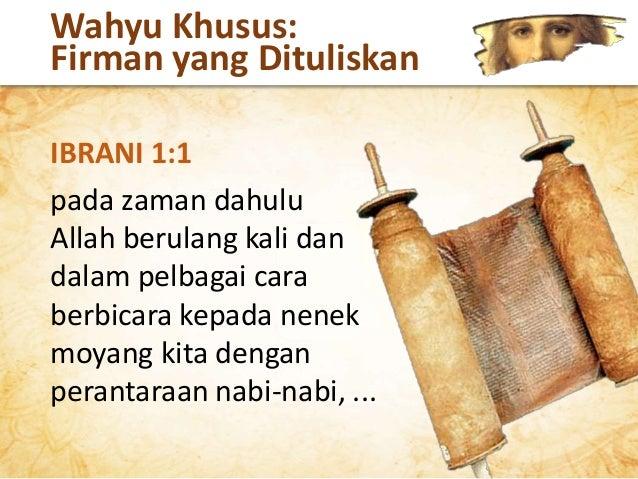 EFESUS 1:15-17 15Karena itu, setelah aku mendengar tentang imanmu dalam Tuhan Yesus dan tentang kasihmu terhadap semua ora...