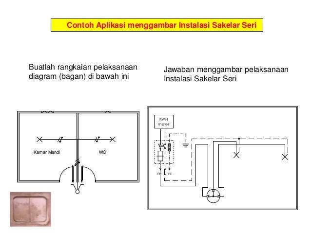 100 wiring diagram instalasi listrik 3 phase 100
