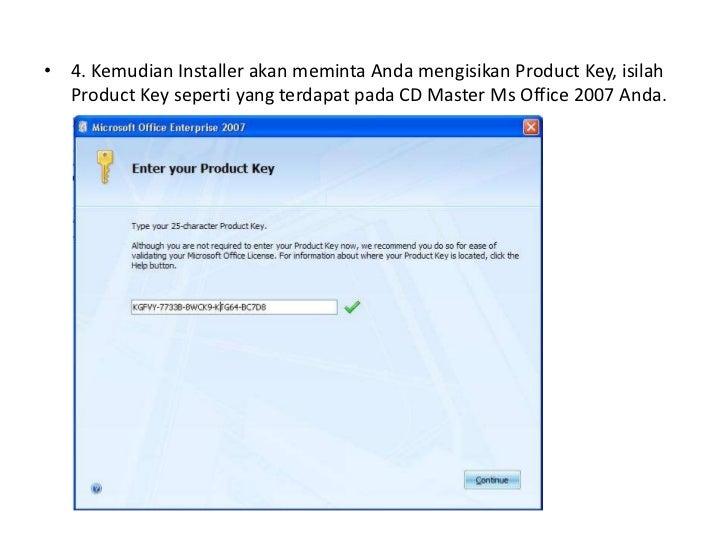 Ключ От Office 2007