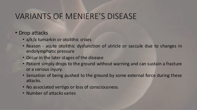 meniere s disease symptoms diagnosis and treatment Meniere disease - etiology, pathophysiology, symptoms, signs, diagnosis & prognosis from the merck manuals - medical professional version.