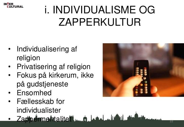 Kristendommens & kirkens centrale rolle i samfundet svækkes</li></li></ul><li>c. MATERIALISME OG TRAVLHED<br />16<br /><ul...