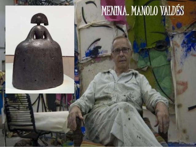 MENINA. MANOLO VALDÉS