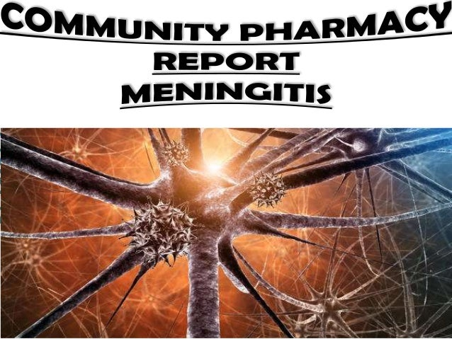 Meningitis is a disease caused by the inflammation of the protective membranes covering the brain and spinal cord known as...
