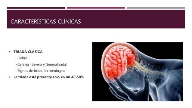 REACCIÓN INFLAMATORIA Causa de manifestaciones y complicaciones Neurológicas Lisis de bacterias y liberación a Espacio Sub...