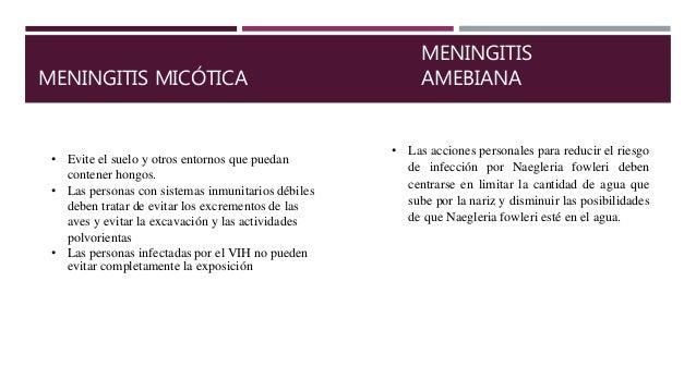 Meningitis  bacteriana, viral, fungica.  tropical