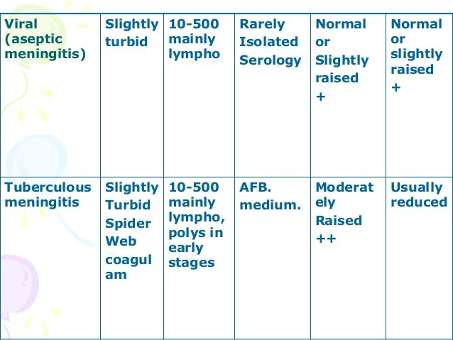 PPT Meningitis PowerPoint presentation