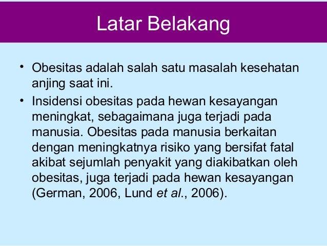 faktor resiko obesitas