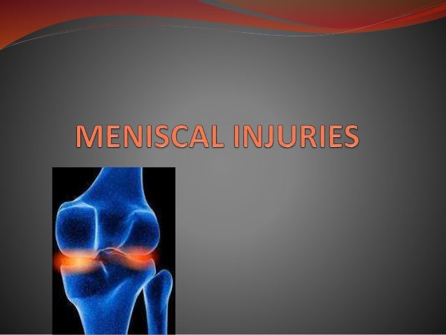 •Medial and lateral menisci are two semilunar plates of fibrocartilage that are placed on the condylar surface of the tibi...