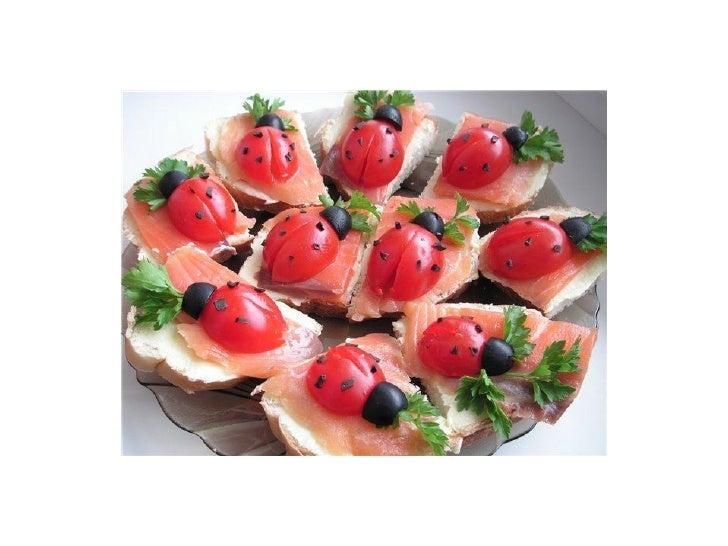 presentaciones de platos