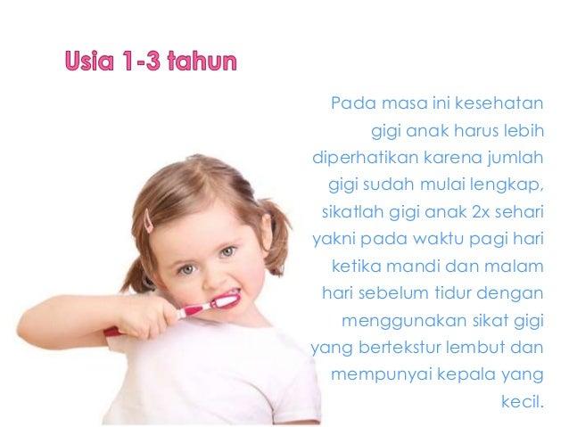 Menjaga Kesehatan Gigi dan Mulut pada Anak c6eb75e184