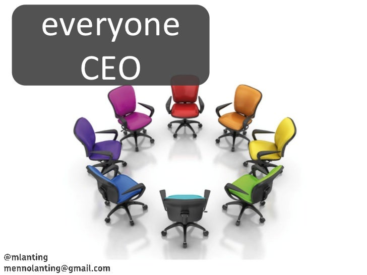 everyone  CEO