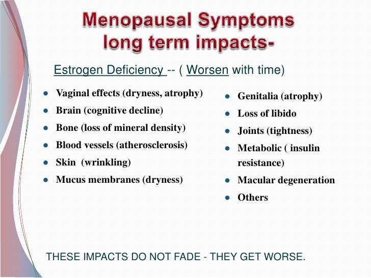 understanding menopause Understanding menopause includes a table of important exams (such as mammograms, blood pressure, colonoscopy, bone scan, etc) along with the desired frequency of.