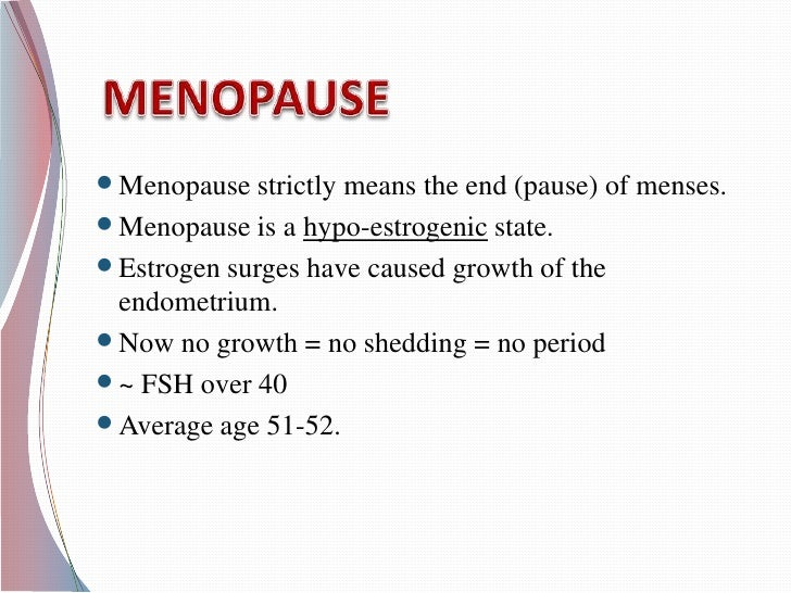 understanding menopause A call for more menopause-friendly workplaces is made in a new government report prepared by a team from the university of leicester in the most.