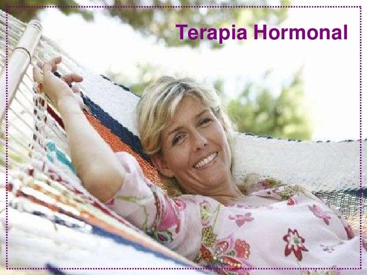 Terapia Hormonal