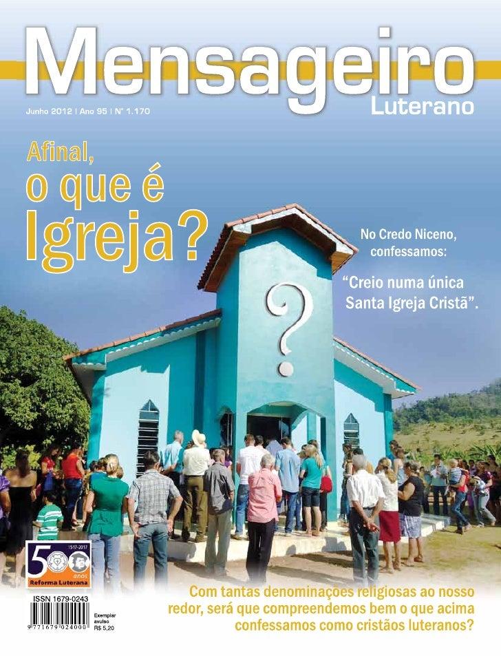 Mensageiro | Junho 2012   3