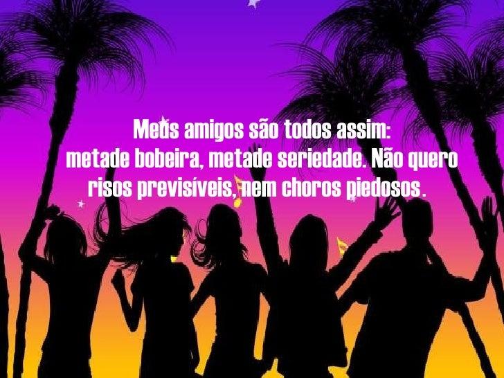 Mensagens Powerpoint Presentes Amigos Loucos E Santos1