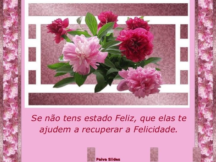 Mensagens Slides Feliz Dia Das Maes: Mensagens Pps Dia Das Maes Flores Para Voce