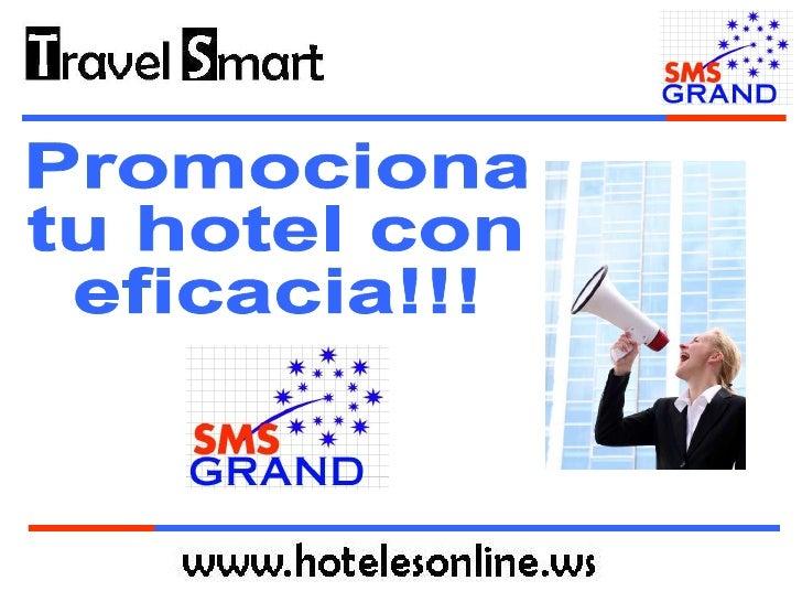 Promociona tu hotel con eficacia!!!