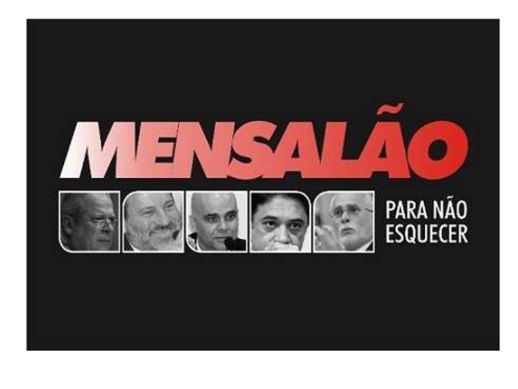 •Apurou-se que o esquema foi planejado em 2002, durante a campanha presidencialde Lula.•Na época, o PT precisava fazer uma...