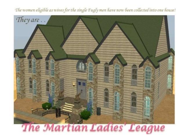 Men's association & ladies' league