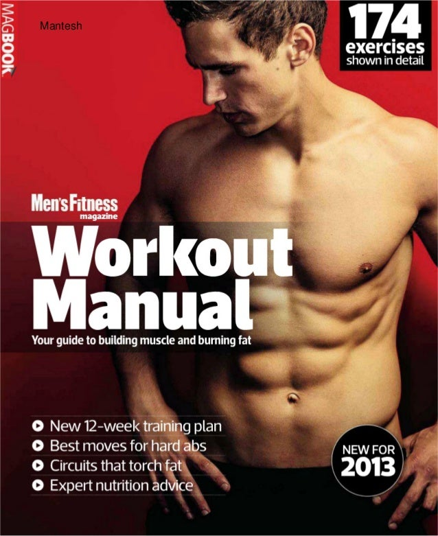Men S Fitness Workout
