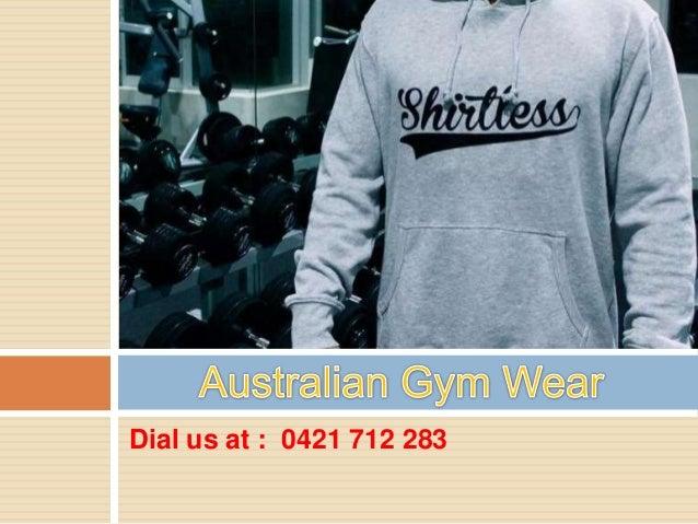 Mens gym clothing at shirtless apparel