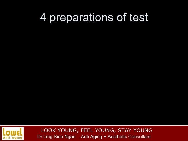 testerone level test