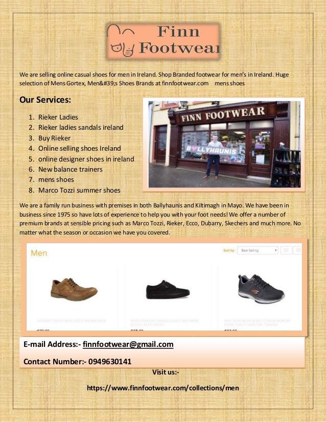 Brands Footwear Mens Waterproof Gortex Finn Shoes And QtsrCBhdx