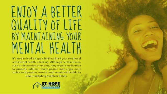 Tips to Maintaining Your Mental and Emotional Health