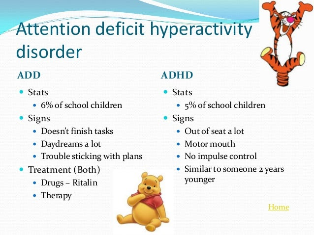 the risk factors and preventative care for persons with attention deficit hyperactivity disorder Attention deficit hyperactivity disorder (adhd) is a childhood-onset neurodevelopmental disorder with a prevalence of 1 –3 %  pathways to care in children .