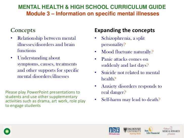 high school health curriculum pdf