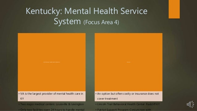 Mental Health Service System