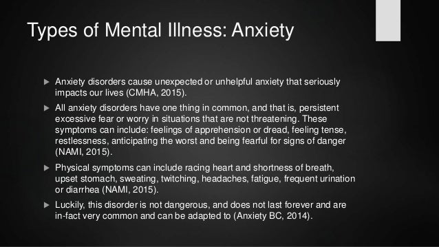 anxiety disorders persistent feeling of dread essay What are anxiety disorders we all have feelings of anxiety, worry and fear sometimes  feelings of dread, panic or 'impending doom',  i have a constant .