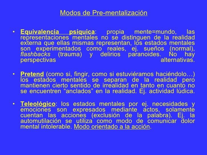 Resultado de imagen de psicologia equivalencia psiquica