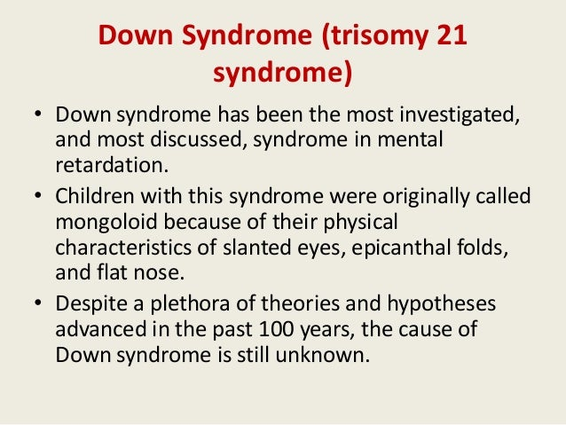 trisomy 18 research paper International trisomy 13 and 18 alliance - trisomia, trisomie 901 likes 1 talking about this www  here's the abstract of a new paper on t13/18.