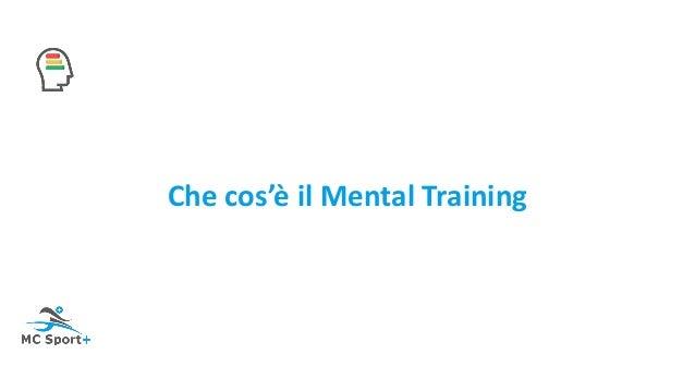Mental training Slide 3