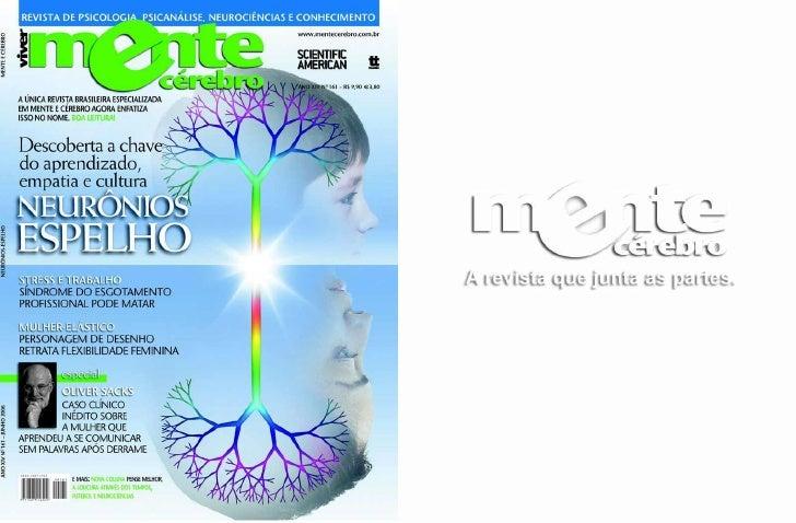 Mente e cérebro   161 junho 2006 - neurônios espelho