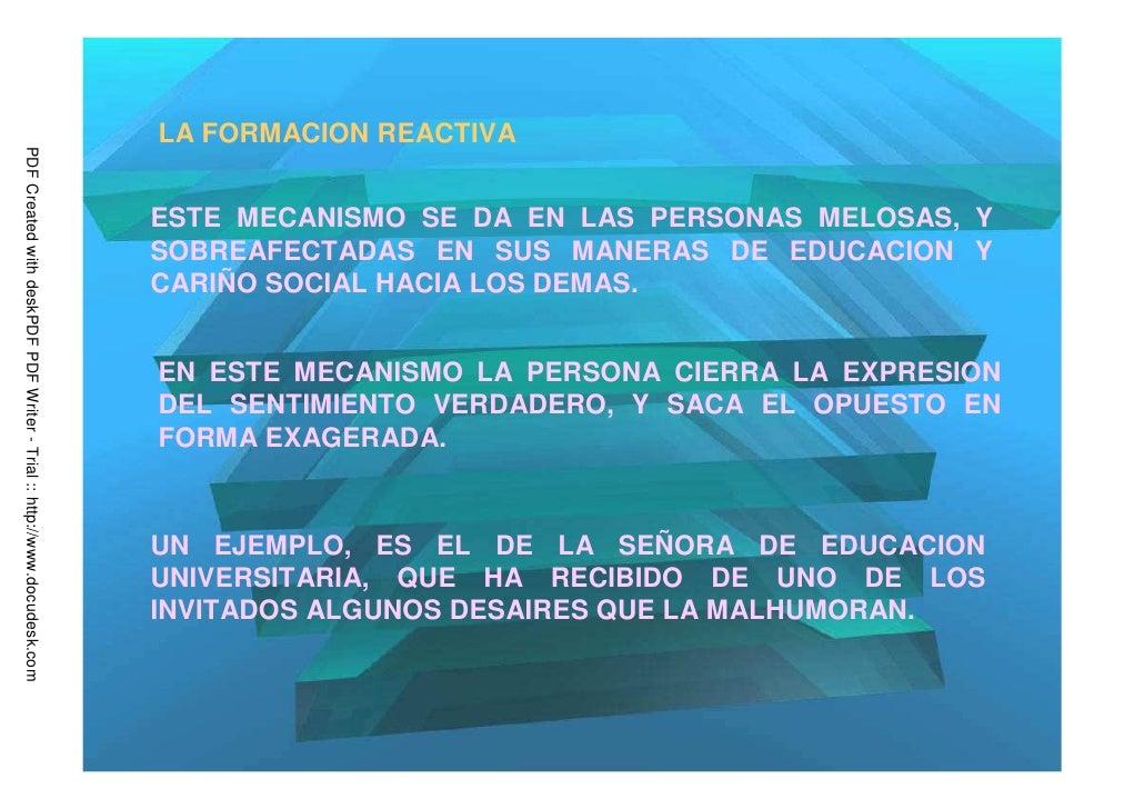 LA FORMACION REACTIVAPDF Created with deskPDF PDF Writer - Trial :: http://www.docudesk.com                               ...