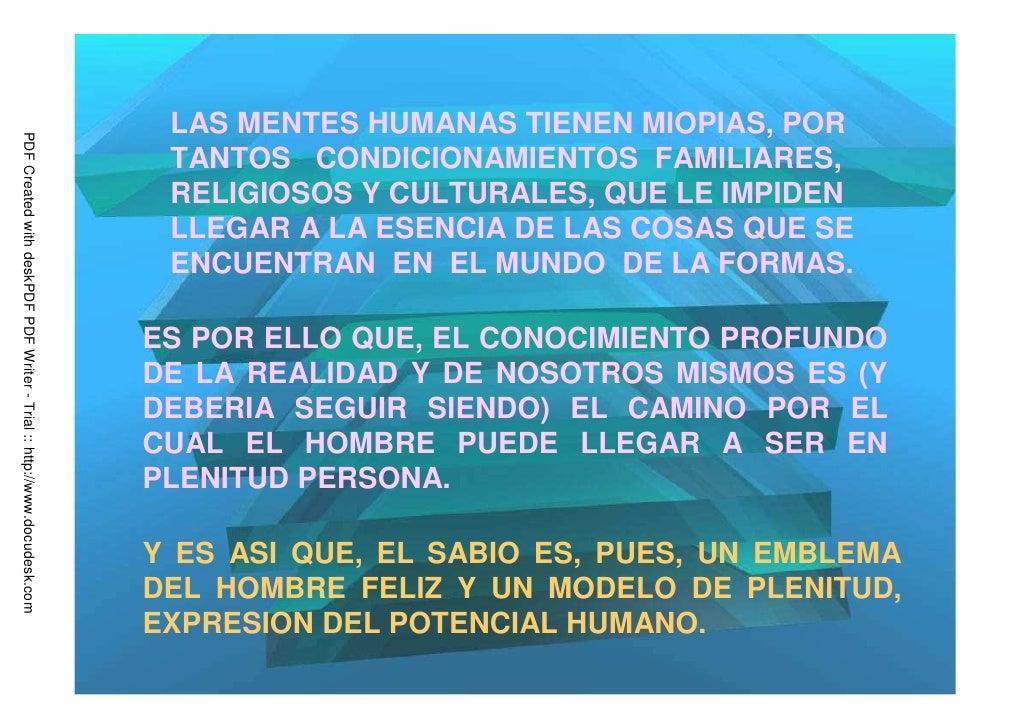 LAS MENTES HUMANAS TIENEN MIOPIAS, PORPDF Created with deskPDF PDF Writer - Trial :: http://www.docudesk.com              ...