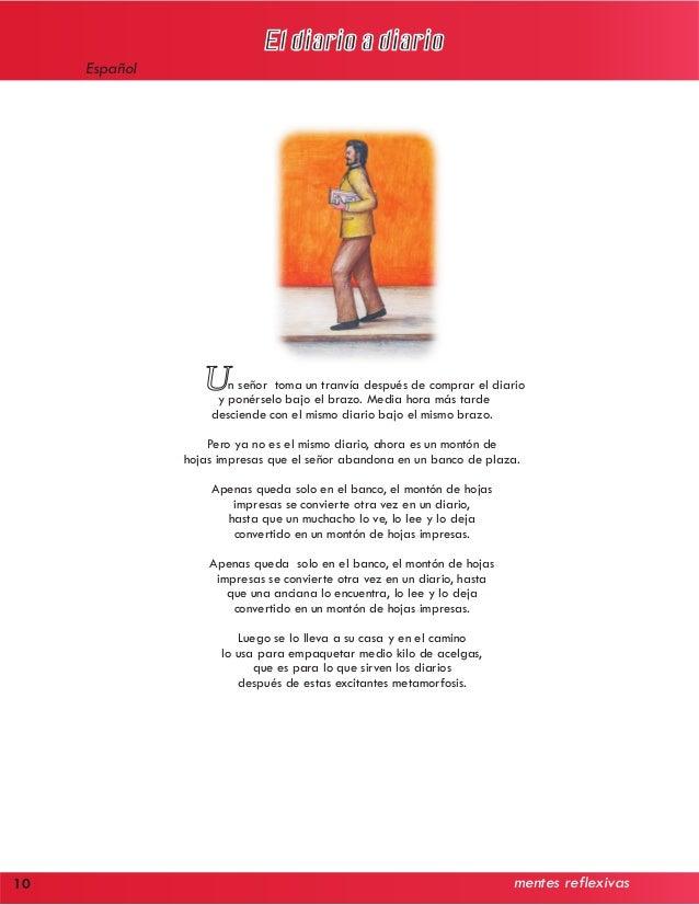 lectura reflexiva corta para jovenes