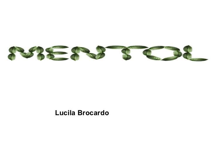 Lucila Brocardo
