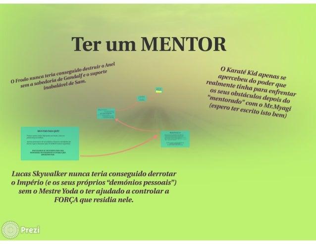 Ter um Mentor