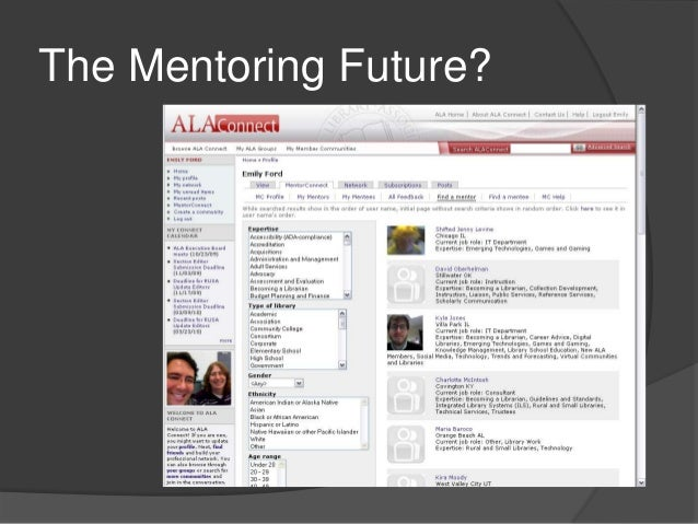 The Mentoring Future?
