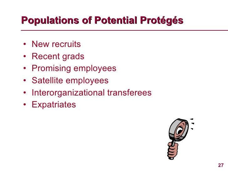 <ul><li>New recruits </li></ul><ul><li>Recent grads </li></ul><ul><li>Promising employees </li></ul><ul><li>Satellite empl...