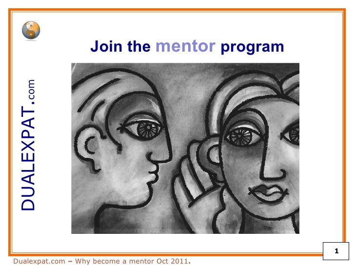 DUALEXPAT. com Join the  mentor  program