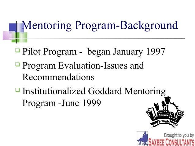 nasa mentoring program - photo #39